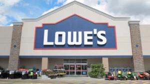 Lowe`s